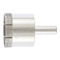 Сверло по стеклу и керамической плитке, 32 х 55 мм, цилиндр. хв.// СИБРТЕХ