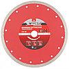 Диск алмазный отрезной сплошной ф230х22,2мм, тонкий, мокрое резание // MATRIX Professional