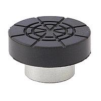 Адаптер для бутылочных домкратов с резиновой накладкой (диаметр штока 28мм)  Matrix  50908