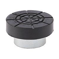 Адаптер для бутылочных домкратов с резиновой накладкой (диаметр штока 32мм)  Matrix  50909