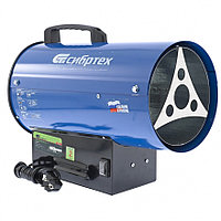 Газовый теплогенератор GH-18, 18 кВт, газовая пушка, СИБРТЕХ 96455
