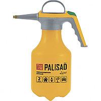 Ручной опрыскиватель с клапаном сброса давления,  2 литра, PALISAD LUXE, 64739