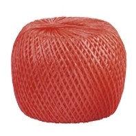 Шпагат полипропиленовый красный 60м 800 текс, СИБРТЕХ, Россия, 93987