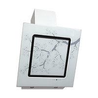 Вытяжка ELIKOR Оникс Art  600 белый,черный/сакура, фото 1