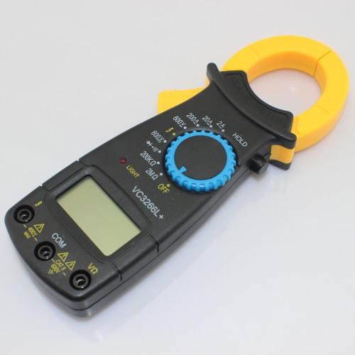 Мультиметр - токовые клещи DT3266L