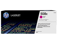 Лазерный картридж HP 508X (Оригинальный, Пурпурный - Magenta) CF363X