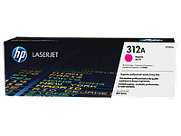 Лазерный картридж HP 312A (Оригинальный, Пурпурный - Magenta) CF383A