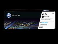 Лазерный картридж HP 410X (Оригинальный, Черный - Black) CF410X