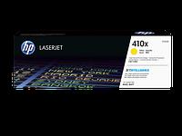 Лазерный картридж HP 410X (Оригинальный, Желтый - Yellow) CF412X