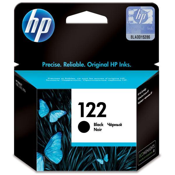 Струйный картридж HP 122 (Оригинальный, Черный - Black) CH561HE