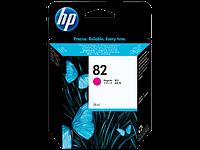 Струйный картридж HP 82 (Оригинальный, Пурпурный - Magenta) CH567A