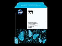 Струйный картридж HP 771 (Оригинальный, Черный - Black) CH644A