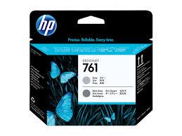 Печатающая головка HP 761 (Серый и Темно Серый - Gray and Dark Gray) CH647A