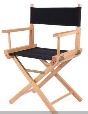 Кресло режиссёра (Любого цвета и дизайна) +1 кино-хлопушка, фото 2