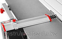 Станок фуговально-рейсмусовый, ширина строгания 254мм, толщина до 120мм, 2 ножа, 9000 об/мин,1600Вт, 6м/мин, фото 2