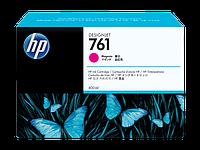 Струйный картридж HP 761 (Оригинальный, Пурпурный - Magenta) CM993A