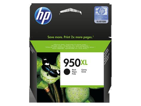 Струйный картридж HP 950XL (Оригинальный, Черный - Black) CN045AE