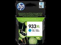 Струйный картридж HP 933XL (Оригинальный, Голубой - Cyan) CN054AE
