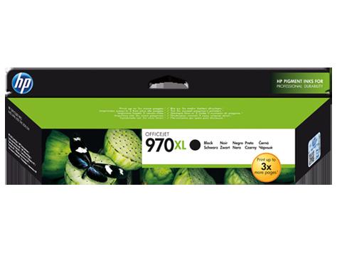 Струйный картридж HP 970XL (Оригинальный, Черный - Black) CN625AE