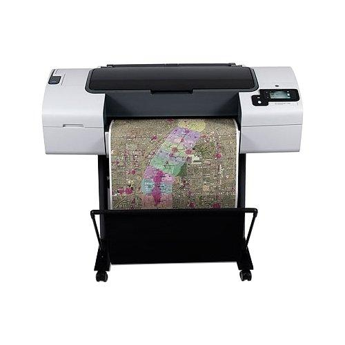 Принтер HP DesignJet T790PS e Printer Color (A1, Струйный, Цветной, USB, Ethernet) CR648A