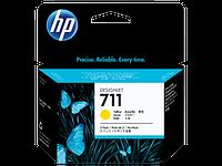 Струйный картридж HP 771 (Оригинальный, Желтый - Yellow) CZ136A