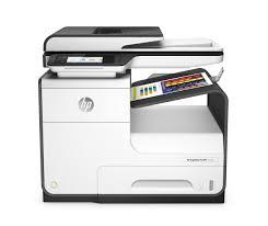 МФУ HP PageWide Pro MFP 477dw Color (Струйный A4 Цветной USB Ethernet Wi-fi Планшетный) D3Q20B