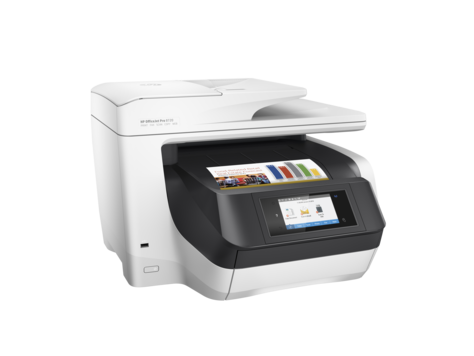 МФУ HP OfficeJet Pro 8720 Color (Струйный A4 Цветной USB Ethernet Wi-fi Планшетный) D9L19A