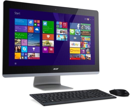 Acer Моноблок Aspire Z3-710 (DQ.B04MC.018)