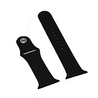 Ремешки Apple Watch 38mm, 42 mm Однотонный силикон