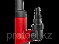 Насос М1 погружной, ЗУБР, дренажн для грязн воды (d частиц до 35 мм), 750 Вт, фото 3