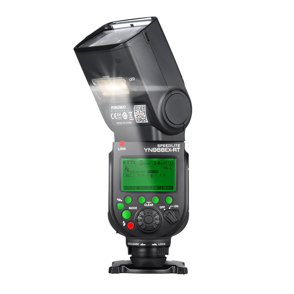 YN968EX-RT  Вспышки для Canon от  Yongnuo