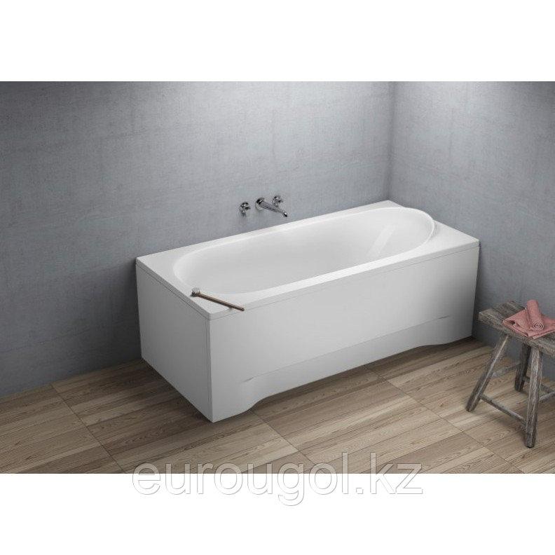 Акриловая ванна прямоугольная MEDIUM 190x80 см