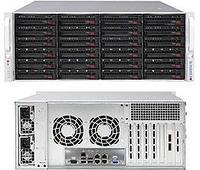 Сервер Supermicro CSE- 846BE16-R920B/X10DRL-i