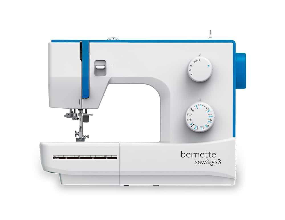 Швейная машина Bernette Sew&Go 3, белый