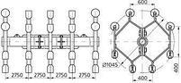 Распорка РС-3-400А, фото 2