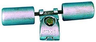 Гаситель вибрации ГПГ-0,8-9,1-400/10