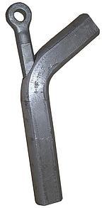 Зажим натяжной прессуемый НАС-450-1