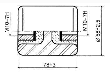 Изолятор 701 I