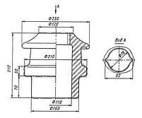 Изолятор ИПТ-3/5000 Б 01, фото 2