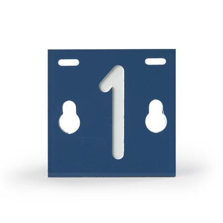 PEM 241.1 табличка номера фидера