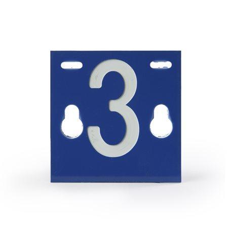 PEM 241.3 табличка номера фидера