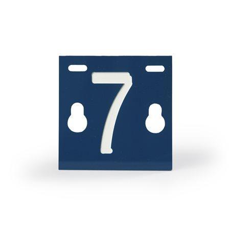 PEM 241.7 табличка номера фидера