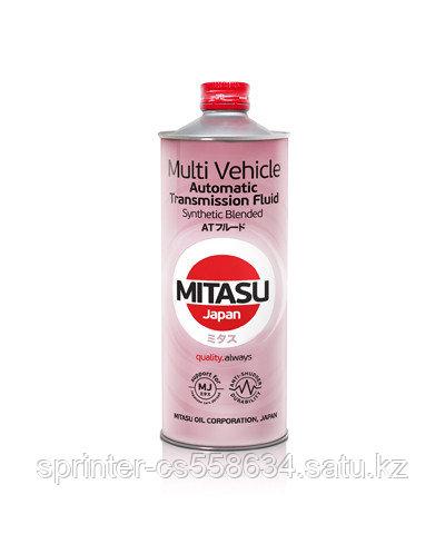 Трансмиссионное масло MITASU MULTI VEHICLE ATF 1 литр