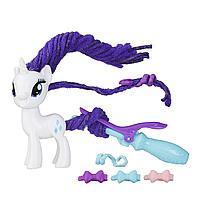"""My little pony""""Пони с праздничными прическами""""-"""