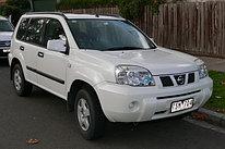 X-trail T30 2000-2007