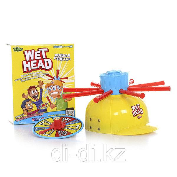 """Игрушка Wet Head Водная Рулетка """"Мокрая Голова"""""""