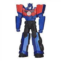 """Transformes""""Роботы под прикрытием:Титаны""""-Optimus Prime"""