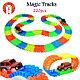 Гоночный трек Magic Tracks 220 деталей с 2 машинками, фото 2