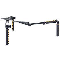 Риг Плечевой упор складной для DSLR и видеокамер до 3-х кг, фото 3