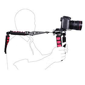 Риг Плечевой упор складной для DSLR и видеокамер до 3-х кг